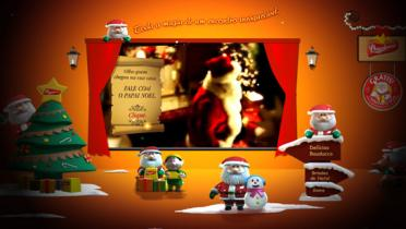 Natal interativo no cinema